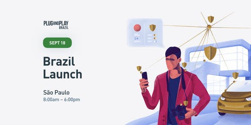 Plug and Play Brazil Launch