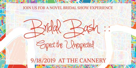 Bridal Bash :: Expect the Unexpected tickets