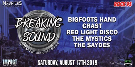 BREAKING SOUND Indie Concert Series Kick-Off Party tickets
