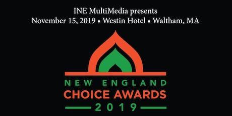 The 2019 New England Choice Awards tickets