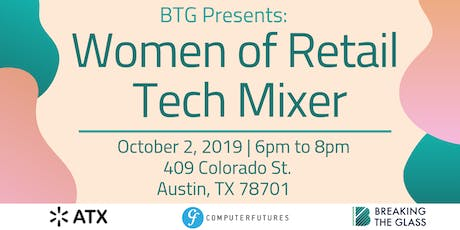 Women in Retail Tech Mixer tickets