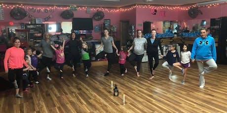 Family Yoga Classes  tickets
