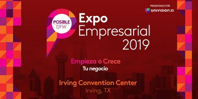 POSiBLE DFW Expo Empresarial 2019