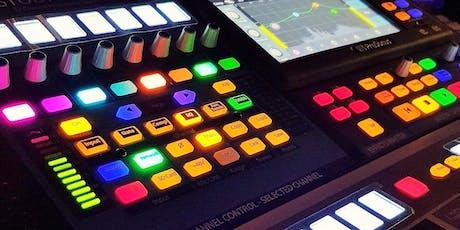 (Fr) Workshop Medienkompetenz: Live-Music-Recording Tickets