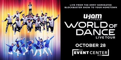 World Of Dance Live! tickets