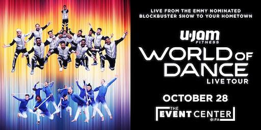 World Of Dance Live!