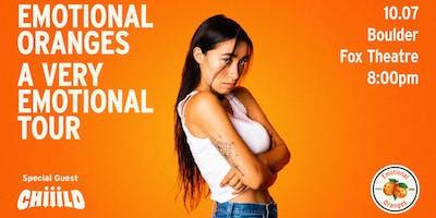 EMOTIONAL ORANGES with CHIIILD