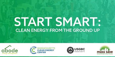 Start Smart: Clean Energy from the Ground Up