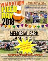 VOCHEI's Walkathon & Field Day 2019