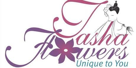 Prestigious Flowers by Tasha Flowers tickets