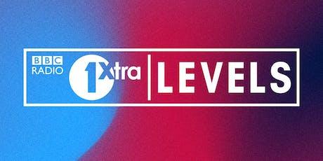 1Xtra Levels Birmingham Halloween tickets