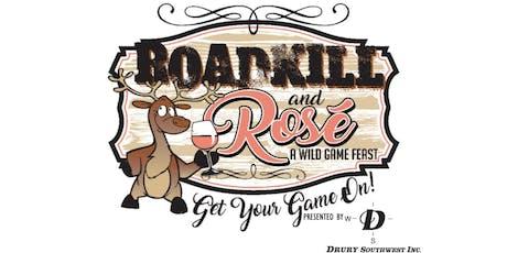 Roadkill & Rosé  tickets