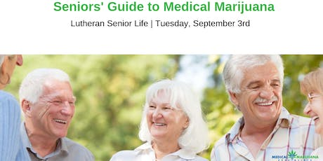 Seniors' Guide to Medical Marijuana Series, Bellevue tickets