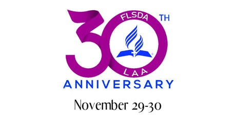 First Lithonia SDA Church  & Lithonia Adventist Academy - 30th Anniversary tickets