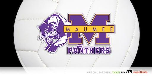 Maumee vs Evergreen FR/JV/Varsity Volleyball