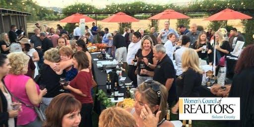 WCR  7th Annual Grape Escape Wine & Food Gala