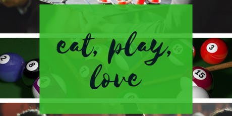 Eat, Play, Love connect-working tickets