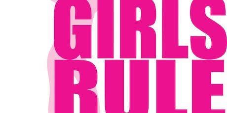 Girls RULE: Back to School 2019 tickets