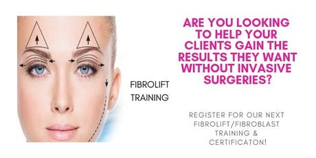 DALLAS PLAMERE PLASMA DEVICE FIBROLIFT & FIBROBLAST SKIN TIGHTENING TRAINING & CERTIFICATION tickets