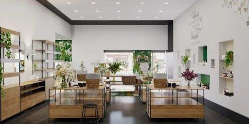 Organic Beauty Pop-Up NYC Soho