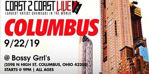 Coast 2 Coast LIVE Artist Showcase Columbus, OH - $50K Grand Prize
