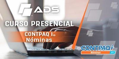 Curso Presencial de CONTPAQ i® Nóminas