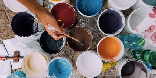 Meditation + Painting: Thursday August 22nd at 7pm