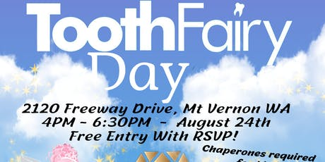 Tooth Fairy Day tickets