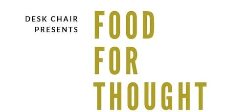 Food for Thought w/ Betty Gustafson tickets