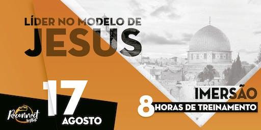 Líder no modelo de Jesus