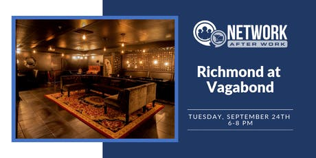 Network After Work Richmond at Vagabond tickets