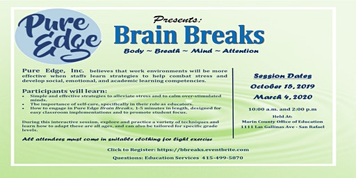 Pure Edge-Brain Breaks
