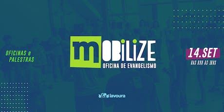Mobilize • Oficina de Evangelismo ingressos
