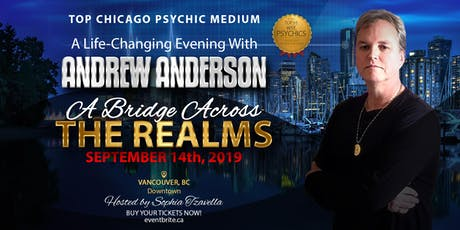 A BRIDGE ACROSS THE REALMS WITH ANDREW ANDERSON    tickets