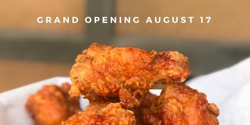 Grand Opening BB.Q Chicken Rancho  and Chicken and Beer