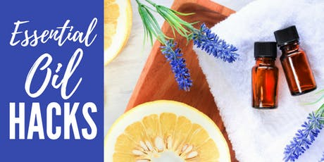 Essential Oil Hacks tickets
