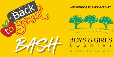 Bouncing Back to School Bash! tickets