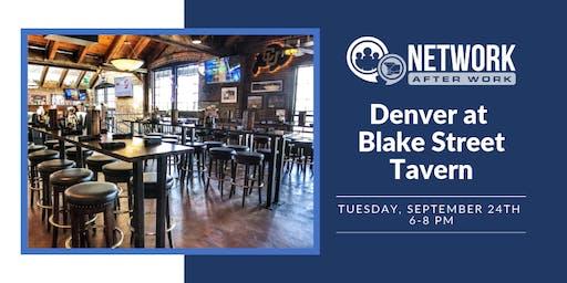 Network After Work Denver at Blake Street Tavern