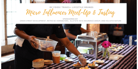 Micro Influencer Meetup & Tasting  tickets
