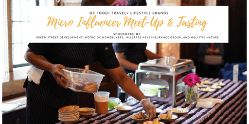 Micro Influencer Meetup & Tasting