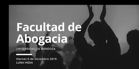 Universidad de Mendoza, Facultad de Abogacia entradas