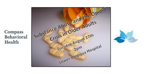 Substance Abuse and the Opioid Crisis in Older Adults