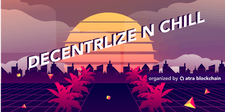 Decentralize N Chill Happy Hour Tickets