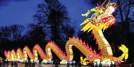 The Chinese Culture and Arts Festival - 2019 Zigong Lantern Exhibition tickets
