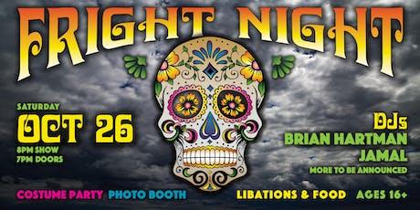 Fright Night 2019 tickets