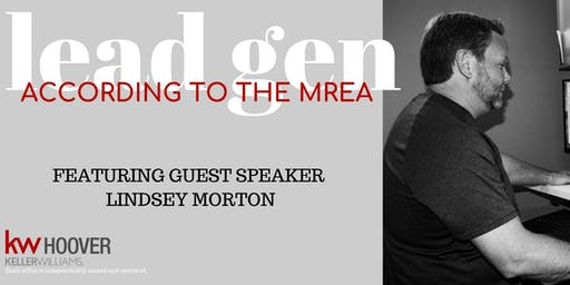 Lead Gen According to the MREA w/ Lindsey Morton
