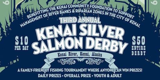Third Annual Kenai Silver Salmon Derby