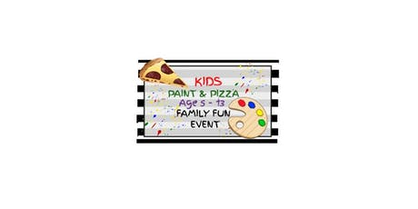 Kids Pizza and Paint tickets