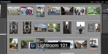 Beginning Adobe Lightroom Classic CC with Natasha Calzatti - SA tickets