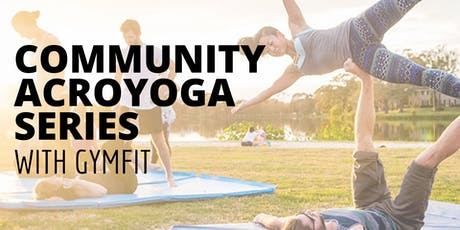 GymFit's AcroYoga On The Greens (Beginners) tickets